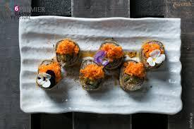 cuisine premier chef thanos stasinos from nikkei restaurant athens nikkei