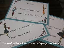 Halloween Bunco Party Ideas by Great Idea To Make Bunco Table Cards Everyone Forgets Bunco