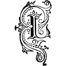 decorative letter l clipart found on polyvore clip art library