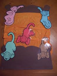 No More Monkeys Jumping On The Bed Song Five Little Monkeys Jumping On The Bed Recipes For Reading