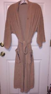 robe de chambre velours vintage christian robe de chambre mens one size velour robe