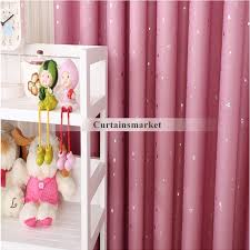 Blackout Curtains For Bedroom Patterns Girls Pink Bedroom Curtains For Blackout