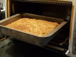 Toaster Oven Cake Recipes Toaster Oven Corn Bread Recipe Sparkrecipes