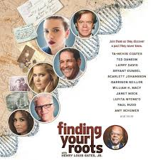 about the series about finding your roots