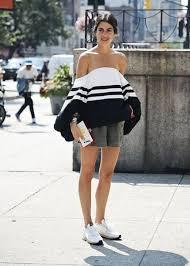 the shoulder black blouse blouse the shoulder stripes the shoulder top