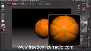 halloween movie pumpkin how to make a halloween pumpkin with zbrush youtube