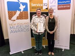 The Winner Of New Zealand by Nz Museum Awards Museums Aotearoa