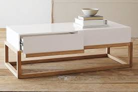 tables better living through design top drawer coffee table coffee tables better living through