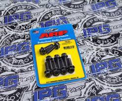 arp pressure plate bolts honda prelude h22 h22a h22a4 2 2l dohc