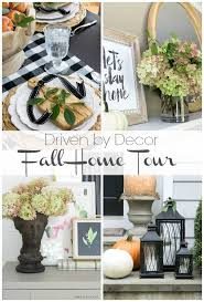 fall home decorating my 2016 eclectically fall home tour driven by decor