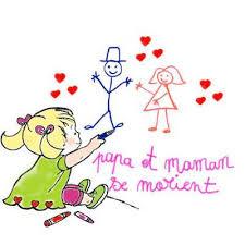 dessin humoristique mariage faites part de votre mariage et annoncez le votre fille