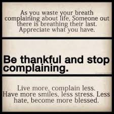 be grateful everyday