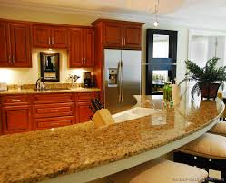 Baltic Brown Granite Countertops With Light Tan Backsplash by Granite Countertop Colors Brown Granite