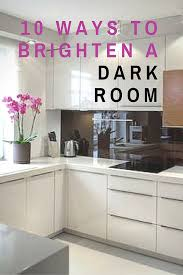 Best White Paint For Dark Rooms 4 Ideas How To Make A Dark Room Basement Feel Brighter