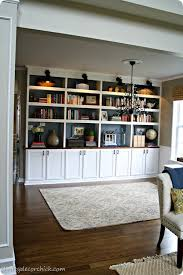 Using Kitchen Cabinets For Home Office 55 Best Diy Built Ins Images On Pinterest Home Built Ins And