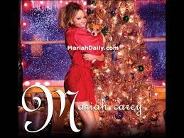 christmas studio version mariah carey lyrics