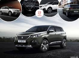 peugeot 5008 interior dimensions 2017 peugeot 5008 gt and gt line caricos com