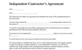 1099 Contractor Agreement Template independent contractor agreement contractor agreement contract forms