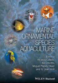 wiley marine ornamental species aquaculture ricardo calado ike