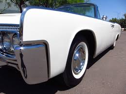 1961 lincoln continental notoriousluxury