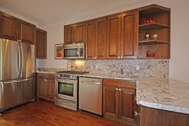 kitchen backsplash ideas with oak cabinets oak cabinet with backsplash for kitchen home design and decor ideas