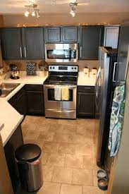 contemporary dark brown painted kitchen cabinets home