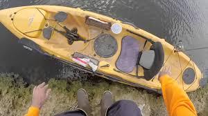 kayak fishing the miami canals florida fishing road trip