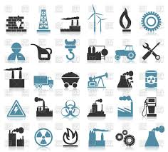 Industrial Theme by Industrial Icons Vector Image 80310 U2013 Rfclipart
