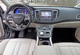standard chrysler 200 2015 chrysler 200 sedan test drive nikjmiles com