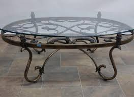 coffee tables beguiling iron coffee table round sweet metal
