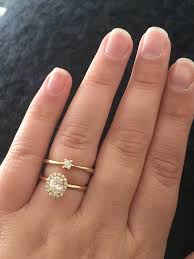 promise ring vs engagement ring e ring vs promise ring pics just for weddingbee