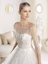 sheer sleeve wedding dresses 7 gorgeous types of sleeved wedding dresses you need to