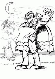 dracula coloring pages halloween coloring pages dracula 137
