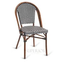 Commercial Outdoor Benches Curved Back Synthetic Wicker U0026 Bamboo Commercial Outdoor Chair
