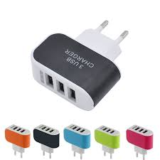Wall Mounted Cell Phone Charging Station by Getihu 3 Ports Usb Ladegerät 3a Portable Handy Ladegeräte Reise