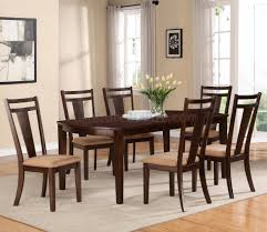 104591 antonia dining table by coaster in cappuccino w options