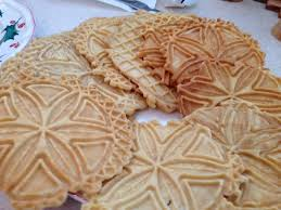 pizzelle cookie wonderland italian holiday treats