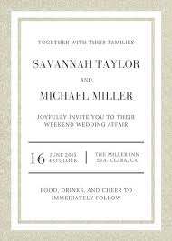 invitation wedding template customize 1 197 wedding invitation templates online canva