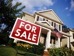 home buying and selling resources advice for sale sign in front of