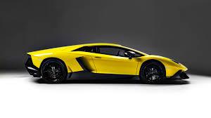 Lamborghini Aventador Horsepower - lamborghini commemorates it aventador series by releasing a