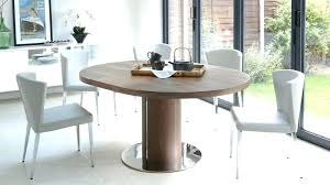 Extendable Dining Table And 4 Chairs Glass And Walnut Dining Table Walnut Dining Table And 4 Chairs