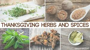 spice up the holidays with five thanksgiving herbs and spices