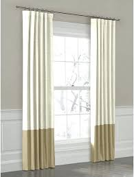 Mustard Curtain 2 Tone Curtains U2013 Teawing Co