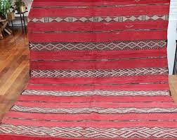 tribal rug etsy