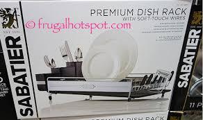 sunter tower fan costco sabatier premium dish rack costco frugalhotspot kitchen