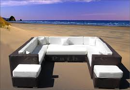 Patio Sectionals Clearance by Sectional Sofa Patio Furniture Set Plus