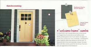 exterior house paint colors per hgtv magazine navy and yellow