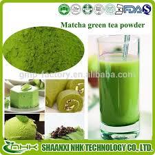 Teh Matcha kue makanan aditif teh hijau bubuk matcha 100 murni tidak ada