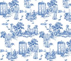 dr who wrapping paper doctor who toile fabric wallpaper and wrapping paper i need to
