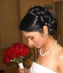 wedding flowers in hair 40 hair raising wedding hairstyles for hair slodive